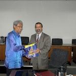 Photo of Ali Eydgahi, Ph.D.