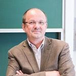 Photo of Prof. DI Dr. Jürgen Neugebauer