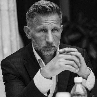 Photo of Mikkel K. Kragh