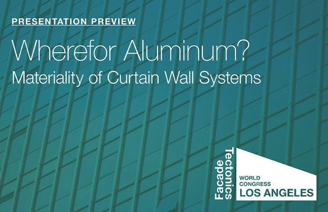 2016WC Wherefor Aluminum?