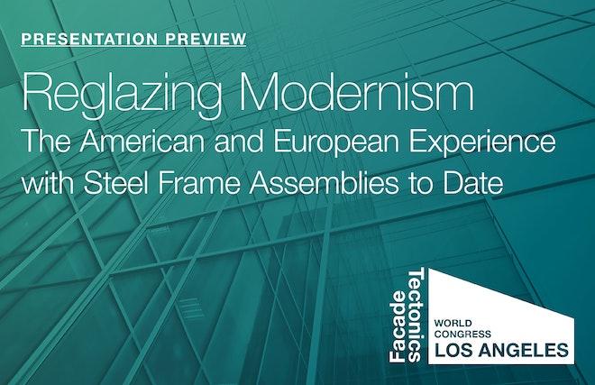 2016WC Presentation Preview Reglazing Modernism