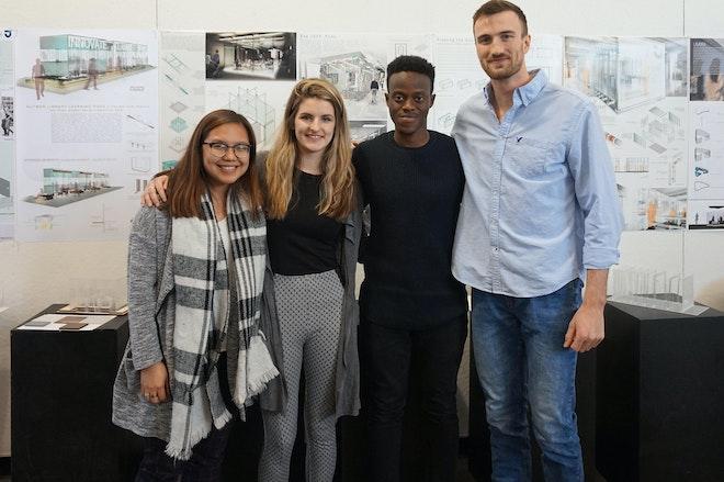AGI Design Competition winners