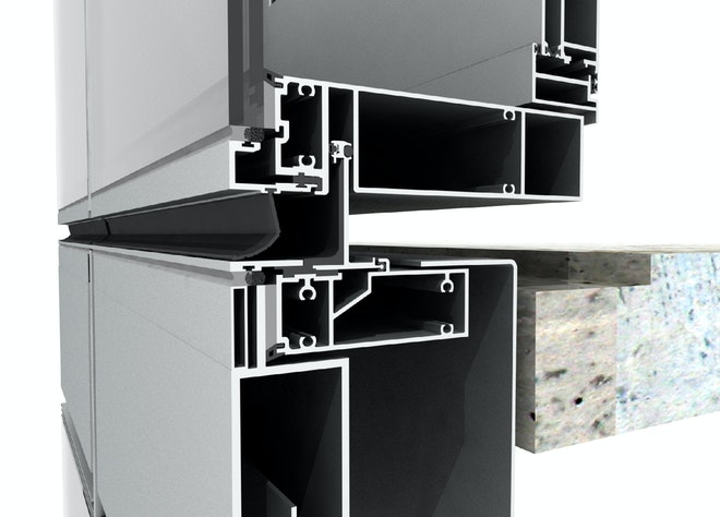 Fig2 Curtainwall Framing