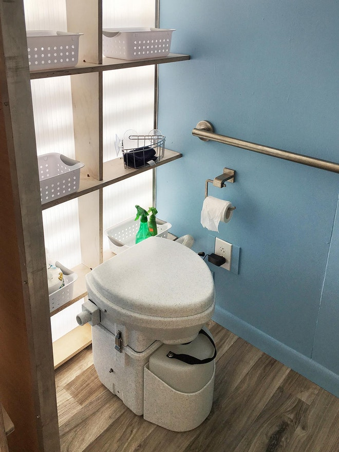MODESThouse bathroom