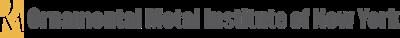 The Ornamental Metal Institute of New York Logo