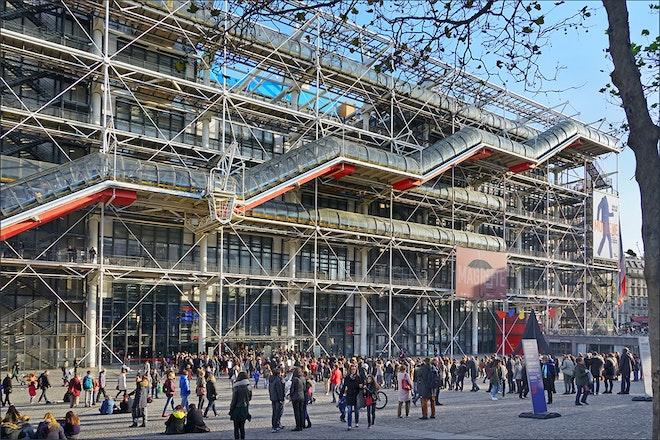 Remembering Peter Rice – Center Pompidou