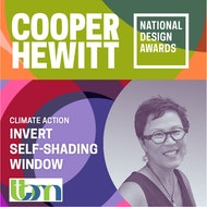Cooper Hewitt National Design Awards with headshot of Doris Sung