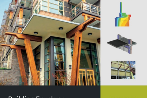 Cover of Building Envelope Thermal Bridging Guide