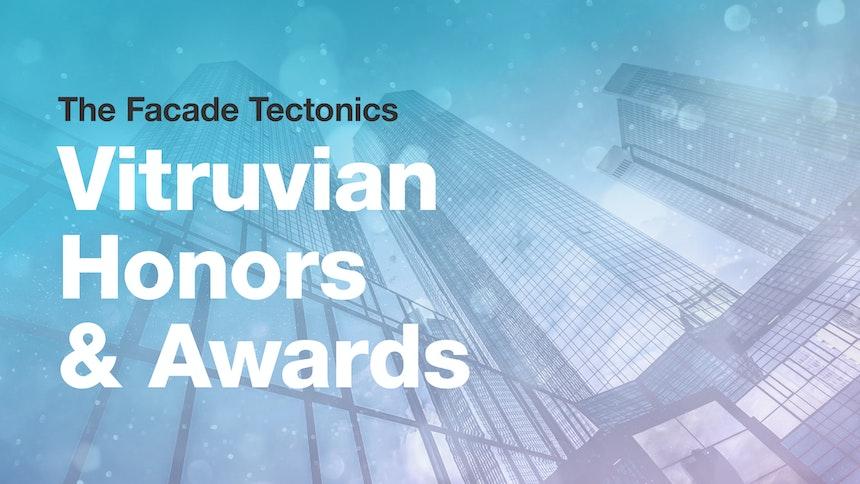 Vitruvian awards cover image