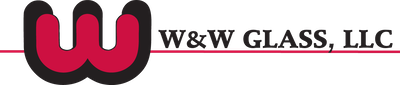 W&W Glass Logo
