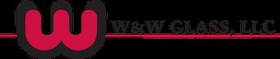 W&W Glass Logo