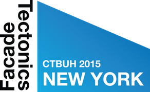 Facade Tectonics Forum: CTBUH 2015 New York Logo