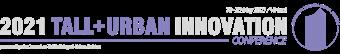 CTBUH 2021 Tall + Urban Innovation Conference Logo